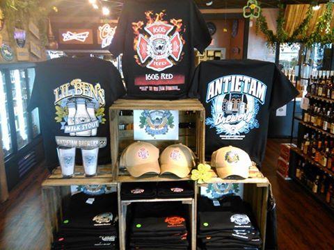 Antietam Brewery Merchandise